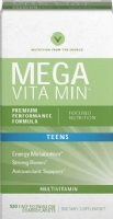 Mega Vitamins for Teens 12-17 tuổi 120 viên Vitamin World