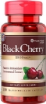 Vitamin World Tart Black Cherry 1000mg, 100 viên