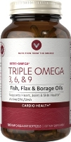 Triple omega 3-6-9 - Vitamin World