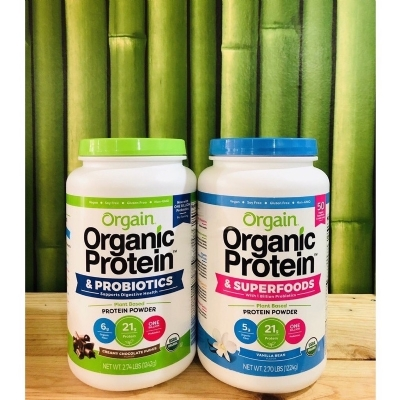 Orgain Organic Protein Superfoods