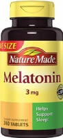 Nature Made Melatonin 3mg 240 viên