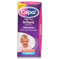 Calpol Infant Suspension Liquid 2+ Months