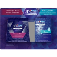 Crest 3D White Whitestrips With Advanced Seal Professional Effects Enamel Safe Dental Whitening Kit