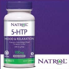 5-HTP Mood Enhancer 100mg Lọ 150 Viên