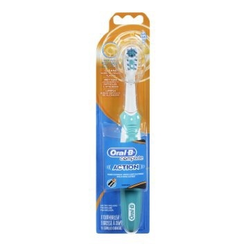 Ban chai rang may Oral-B Complete Action Deep Clean Power Toothbrush