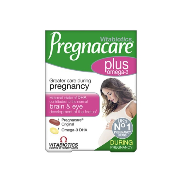Pregnacare Plus Tablets With Omega 3 56v